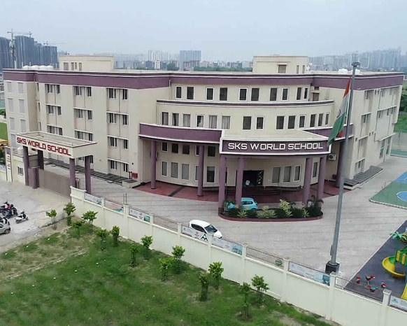 SKS World School, Greater Noida